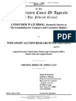 CW v WARF - Appellant Brief (ECF)