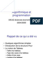 Algorithm i Que 3