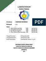 Koefisien Distribusi Kelompok IIA D3 Teknik Kimia Copy