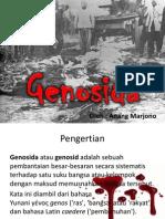 Genosida