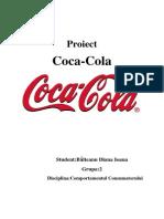 Proiect Coca Cola