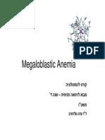 Megaloblastic Anemia 1