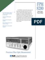ILX FPM 8200