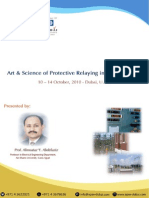 Art & Science of Protective Relaying - Dubai