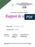 Rapport de Stage Sur Bureau d'Etude Technique-www.rapport2stage.com