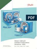 Unidad Condensadora Danfoss