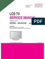 LG LCD 32LG2100