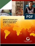Informe del Estado de la Campaña de la Cumbre de Microcrédito 2012 - See more at