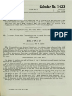 CAP Congressional Funding - 21 May 1948