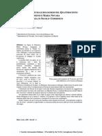 L'ambiente culturale bolognese del Quattrocento attraverso Domenico Maria Novara e la sua influenza in Nicolò Copernico Authors: Bonoli, F.; Colavita, C.; Mataix, C.