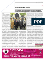 Córdoba asiste al dilema sirio