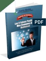 Guía del Networker - Los 9 Falsos Positivos más Comunes del Multinivel