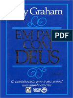 Billy Graham - Em Paz Com Deus