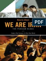 Alavi - We Are Iran.the Persian Blogs