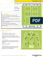 Better Football Session 011 012 Consolidation