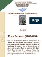 Enfoques de Erikson