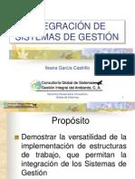 1 Proposito de La Intregracion Del SGI
