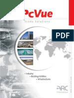 PcVue Brochure English