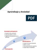 Aprendizaje y Ansiedad - Laborda