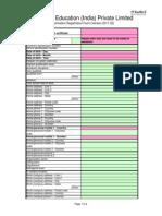Exam Registration Form 201102