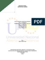 Grupo 134 ExamenFinal