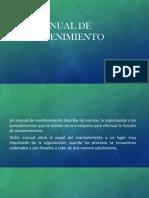 Manual de mantenimiento.pptx