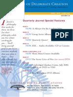 Abraham-Hicks Journal Vol 32 - 2005.2Q