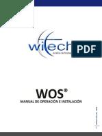 Manual de Operacion e Instalacion WOS2