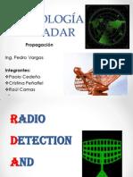 TECNOLOGÍA DE RADAR