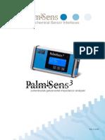 PalmSens3 Description 2013