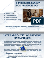 Análisis e Interpretación de Estados Financieros Apuntes