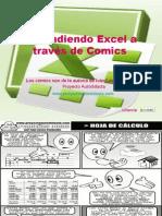 Aprendiendo Excel a través de Comics
