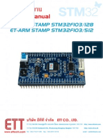 User's Manual of Et-stamp-stm32