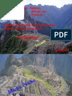 Machu Pichu - Incasii [2]