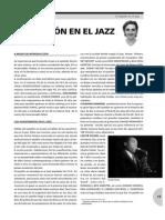 El Saxofón en el Jazz