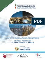 Revista de Misión Presidencial Latinoamericana - agosto de 2013