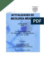 Actualidades Micologia Medica 5ed 2010