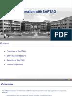 Automation With SAPTAO-V1 1.Pptx