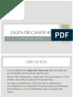 Jalpa de Canovas
