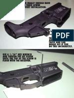 02 Trigger Guard Installation