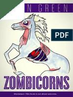 Zombicorns - John Green