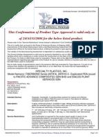 Abs Typeapp Fiberbond 20fr16 y 16 c