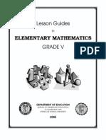 Math Five Lp - PDF
