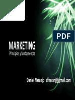 Marketing Principios y Fundamentos