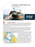 Fishing Invasion Causing 60 – Million Dollar Loss