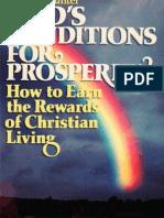 God's Prosperity