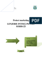 Marketing Proiect Final