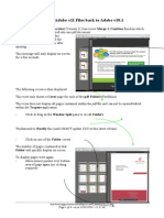 Converting Portfolio PDFs to Older Version Docs