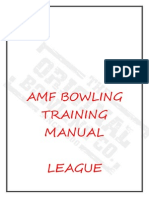 League Bowling Training Handout