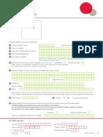 Ielts Application Form 2014